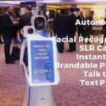 イベント会場を歩き回って記念撮影してくれる「カメラマンロボット」誕生