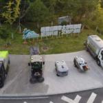 5G活用がすでに始まった中国「清掃ロボット部隊」が活躍中