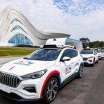 中国バイドゥ、自動運転タクシー「Apollo Robotaxi」公道テスト走行開始