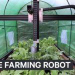 農作業を自動してくれるロボット「farmbot」