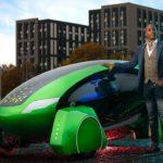 AI搭載の自律電気配送車「Kar-go」公開...ラストワンマイルの物流コストを最大90%低減