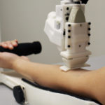 高精度な注射・採血ロボットが登場...レベルは将来的に人間以上に