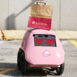 加フードデリバリー企業foodraが配送ロボット企業Tiny Mileと提携