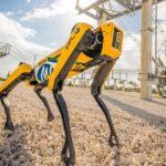 米・建設会社Swinertonが4足型歩行ロボット「スポット」を現場投入