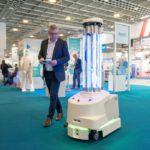 消毒ロボットのUVD Robotsが「世界で最も影響力のある50大ロボット企業」に選定