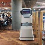 一晩で2万冊の本を整理する図書館ロボット「図客」...中国大学に続々導入