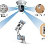 キャノンとユニバーサルロボットが開発した「Vision Edition-U」...中国でも発表