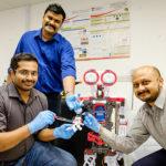 ロボットの痛覚と自己修復機能を増幅させる「ミニブレイン」開発成功...シンガポール