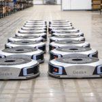 中国ロボット企業・Geek +と豪物流企業・eStore Logisticsが提携...AMR本格導入