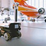 レノボが協働ロボット「晨星」を飛行機部品のAR&自動塗装に活用