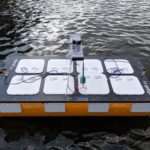 MITが合体するタイプの自律航行ボートの改良版「Roboats II」を公開