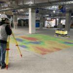 コンクリート床面をキレイにならす「AI左官ロボット」登場...ヒュンダイエンジニアリング開発